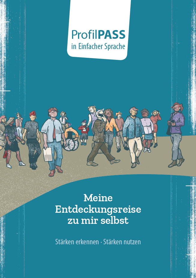 Coverpage ProfilPASS in Einfacher Sprache